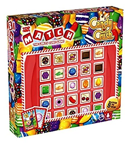 Winning Moves Candy Crush Top Trumps Match Spiel (Spiel Candy Crush)
