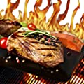 Cookey BBQ Grill Mat, Heavy Duty Non-stick Grill Mats, Barbecue Utensil for Gas, Charcoal, Oven, Electric Grill