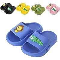 Pantofole per Bambini Sandali con Scivolo Unicorno per Ragazze e Ragazzi, Scarpe estive Antiscivolo da Spiaggia Scarpe…