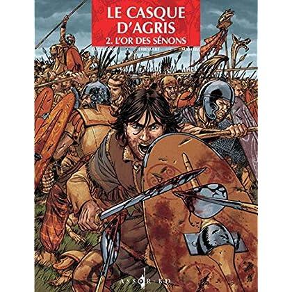 Casque d'Agris T02 l'Or des Senons (Ned)