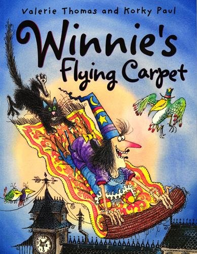 Winnie's flying carpet