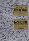 Clarinet Test Pieces for Orchestral Auditions (Orchester Probespiel)