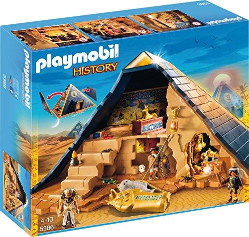 Preisvergleich Produktbild PLAYMOBIL 5386 - Pyramide des Pharao