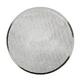 Pizza Pan plaque de cuisson, Aluminium à plat en maille filet à pizza écran...