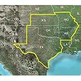 Garmin 010-11317-00 Topo U.S. 24K sud central Carte Topographique