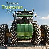 Traktoren 2019 - Autokalender, Nutzfahrzeuge, Posterkalender - 30 x 30 cm -