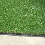 WENZHE Gazon Golf Tapis De Putting Formation Herbe Verte Durable 2 Mètres De Large, Herbe Soie Longueur 30mm, Section A / B ( Couleur : B , taille : 2*1m )