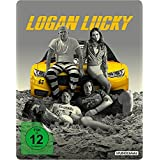Logan Lucky - Steelbook