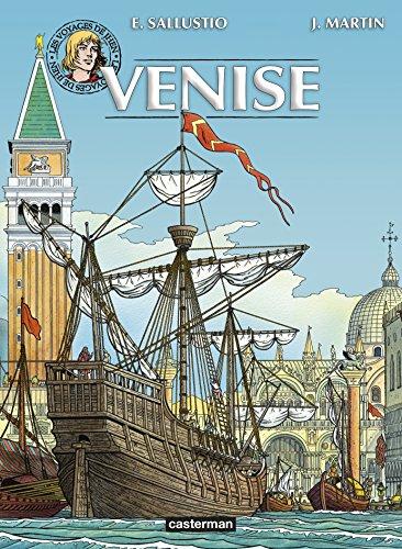 Les voyages de Jhen : Venise