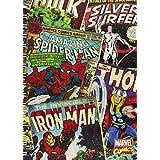 "Marvel A5 SR71639 Comics ""Montage"" Notebook"