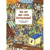 Mein großes Wimmel-Guckloch-Buch - Wo ist der rote Ritterhelm?