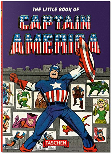 The Little Book Of Captain America (Piccolo) por Thomas Roy