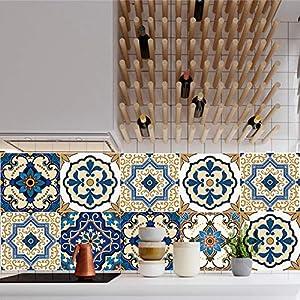 Fliesenaufkleber Küche 20×20 | Deine-Wohnideen.de