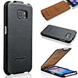 Twoways Coque pour Samsung Galaxy S4i9500/i9505-S5-iphone 5S-Cuir...
