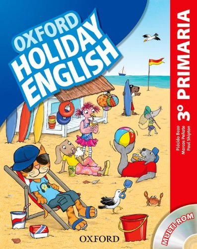 Holiday English 3º Primaria. Pack Spanish - 3rd Edition (Holiday English Third Edition) - 9780194546300 por Marcos Peñate