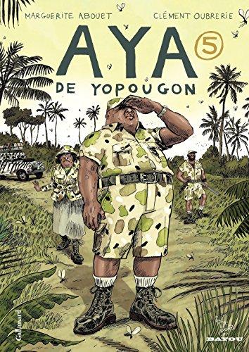Read Online Aya de Yopougon (Tome 5) pdf, epub ebook