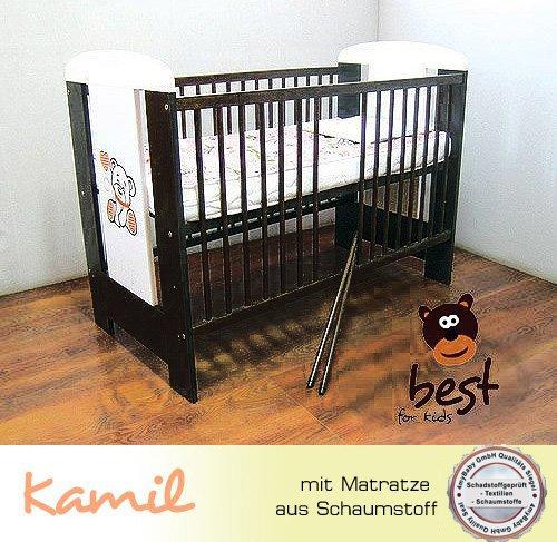 Best For Kids – Gitterbett 'My Sweet Baby' - 4
