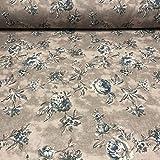 Polsterstoff Dekostoff 0,5lfm 148cm breit Muster