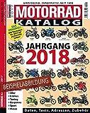 : Motorrad-Katalog 2018