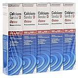 Calcium-Sandoz D Osteo, 100 St. Brausetabletten