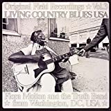 LIVING COUNTRY BLUES USA VOL. 3