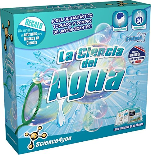 SCIENCE4YOU LA CIENCIA DEL AGUA - JUGUETE CIENTIFICO Y EDUCATIVO