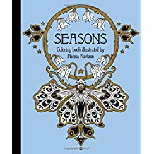 COLOR BK-SEASONS COLOR BK (Colouring Books)