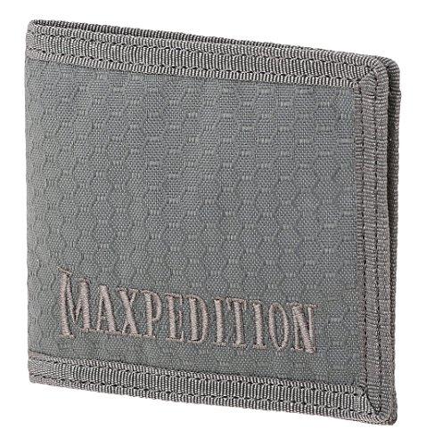 Maxpedition Bi Fold Geldbörse Grau -