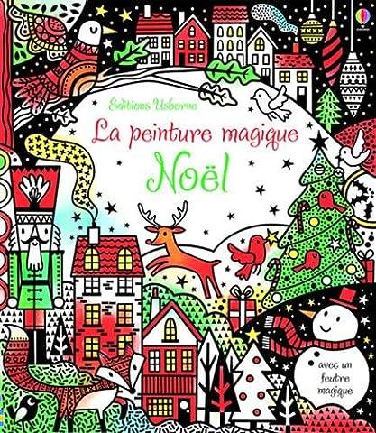 Noël - La peinture magique