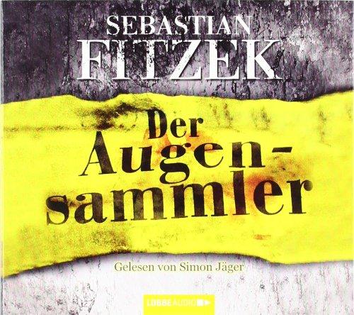 Buchseite und Rezensionen zu 'Der Augensammler' von Sebastian Fitzek