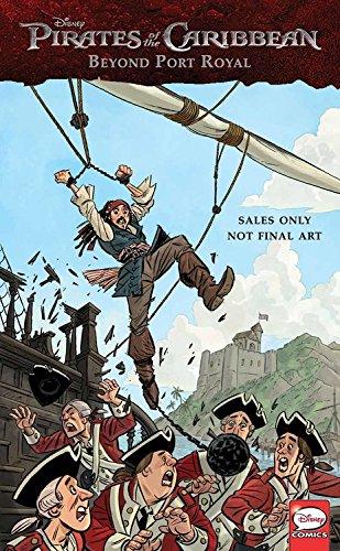 Disney Pirates of the Caribbean Comics Chrestomathy (Pirates of the Caribbean: Disney Comics)