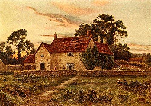 daniel-sherrin-in-unfamiliar-england-1910-sulgrave-manor-fine-art-print-6096-x-9144-cm