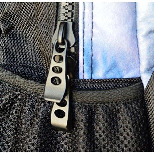 Imagen de unisexo bolsas escolar animal print 3d tela de fieltro  de senderismo alternativa