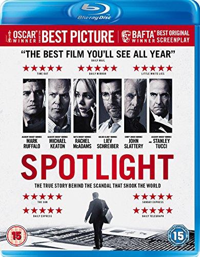 Bild von Spotlight [Blu-ray] [2016] [UK Import]
