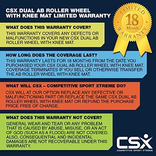 CSX Bauchroller