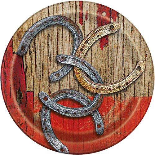 Partyzubehör im Rodeo/Western-Design (Cowgirl Rodeo Western)