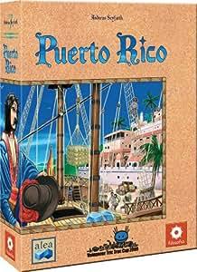 Asmodee - PURI01 - Jeu de Stratégie - Puerto Rico