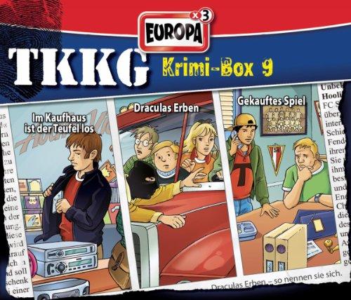 Tkkg Krimi Box 09