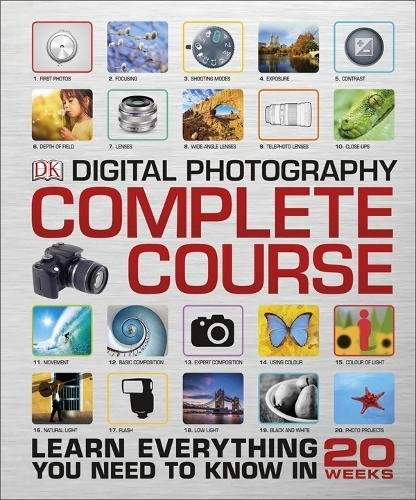 Digital Photography Complete Course PDF Books