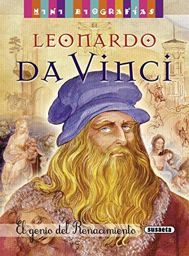 Leonardo da Vinci (Mini biografías) por José Morán