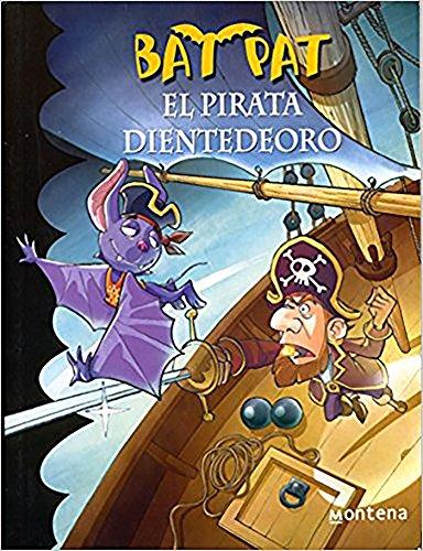 Bat Pat. El Pirata Dientedeoro 4