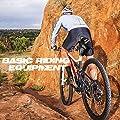 Fahrrad Satteltasche, ikalula Wasserdichte Rahmentasche Fahrradtasche Oberrohrtasche für Rennrad Mountainbike - Schwarz