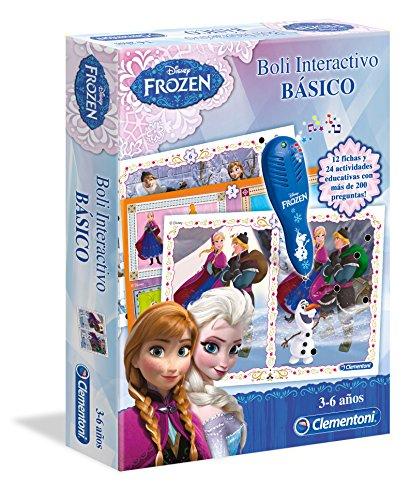 Disney Frozen - Bolígrafo Interactivo (Clementoni 550364)