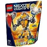 Lego Nexo Knights 70365 - Set Costruzioni Axl da Battaglia