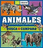 En este libro podrás comparar 57 especies de animales ya extinguidos con otros tantos actuales, y saber más sobre su tamaño, su alimentación y otras características interesantes. Cada ficha va acompañada de una infografía y de numerosas siluetas con ...
