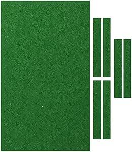Lionina tavolo da biliardo, tessuto professionale solido in nylon, panni da biliardo, panno da gioco indoor sport, tavolino da biliardo, copertura, verde, Taglia unica