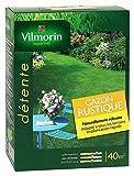 Vilmorin 4470053 Gazon Rustique Boîte de 1 kg
