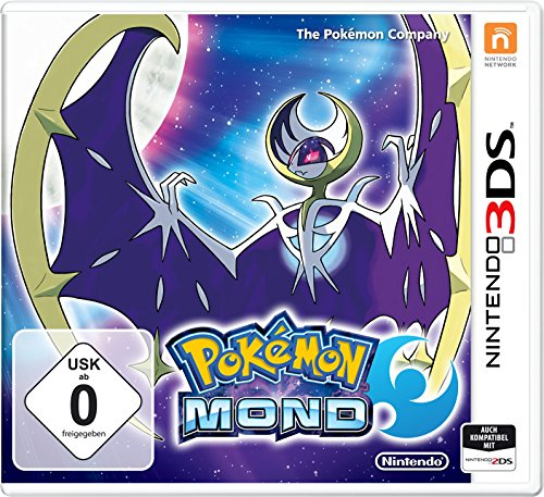 Pokémon Mond - [3DS]