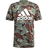 adidas Men's M Camo AOP T T-Shirt