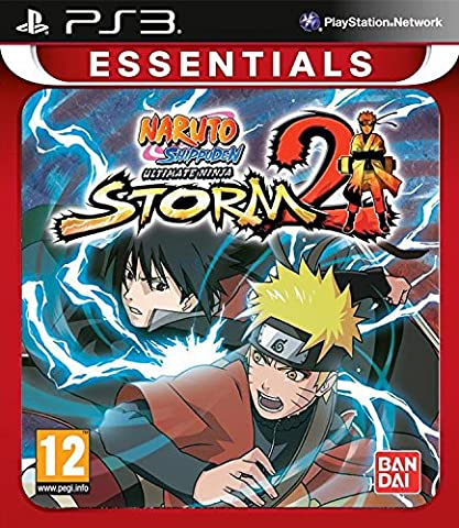Naruto Shippuden : Ultimate Ninja Storm 2, Essentials